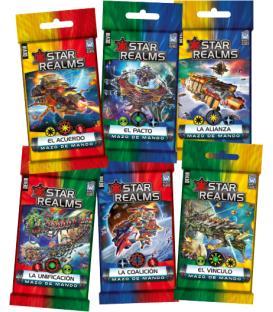 Star Realms: Mazo de Mando (La Unificación)
