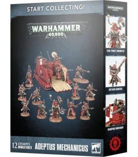 Warhammer 40,000: Adeptus Mechanicus (Start Collecting!)