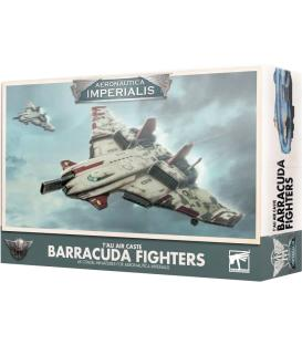 Aeronautica Imperialis: T'AU Air Caste (Barracuda Fighters)