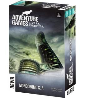 Adventure Games: Monocromo, S.A.
