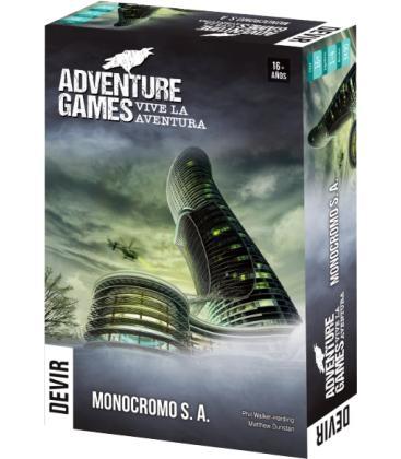 Adventure Games: Monocromo, S.A.
