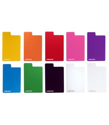 Gamegenic: Flex Card Dividers (Multicolor Pack)