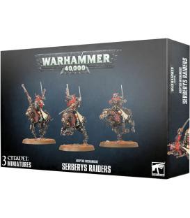 Warhammer 40,000: Adeptus Mechanicus (Serberys Raiders)