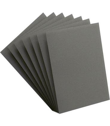 Gamegenic: Pack Prime Sleeves (Gris) (100)