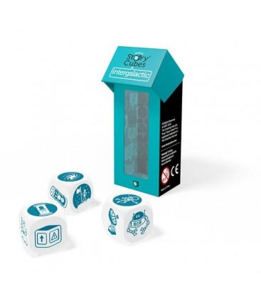 Story Cubes Classic: Galaxias