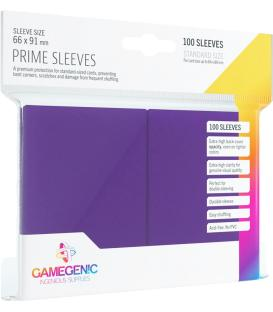 Gamegenic: Pack Prime Sleeves (Morado) (100)