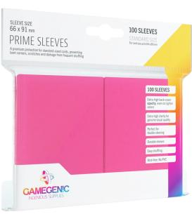 Gamegenic: Pack Prime Sleeves (Rosa) (100)
