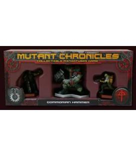 Mutant Chronicles: Martillo Gomorriano