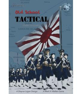 Old School Tactical: Pacific 1941-45 (Inglés)