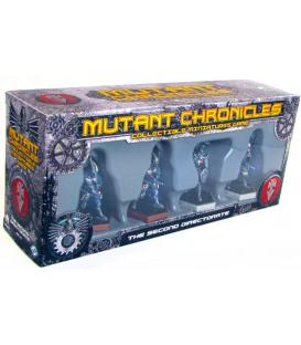 Mutant Chronicles: El Segundo Directorio