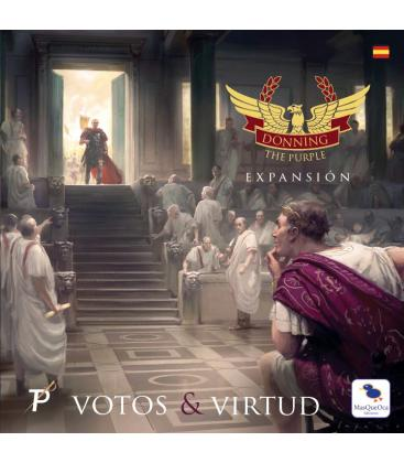 Donning the Purple: Votos y Virtud