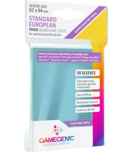 Gamegenic: Prime Standard European-Sized Sleeves 62x94mm (50)