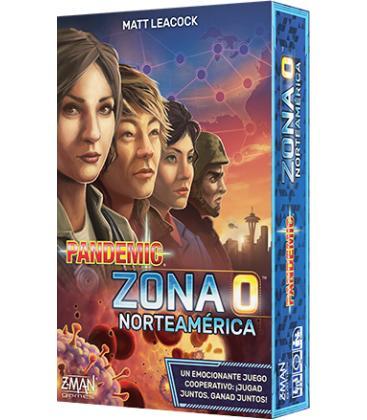 Pandemic: Zona 0 Norteamérica