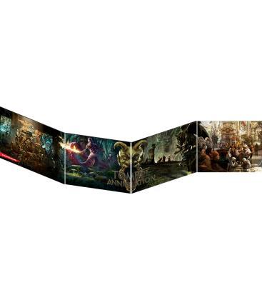 Dungeons & Dragons: La Tumba de la Aniquilación (Pantalla del Dungeon Master)