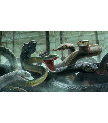 La Llamada de Cthulhu: La Serpiente de Dos Cabezas