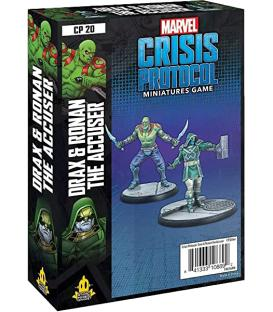 Marvel Crisis Protocol: Drax and Ronan the Accuser (Inglés)