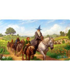 El Señor de los Anillos LCG: El Hobbit (Tapete)