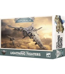 Aeronautica Imperialis: Imperial Navy (Lightning Fighters)