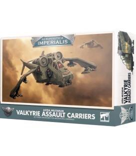 Aeronautica Imperialis: Astra Militarum (Valkyrue Assault Carriers)
