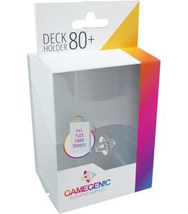 Gamegenic: Deck Holder 80+ (Transparente)