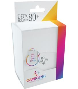 Gamegenic: Deck Holder 80+ (Blanco)