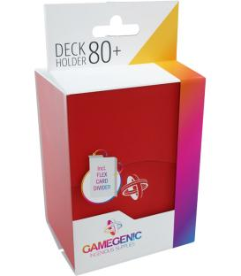 Gamegenic: Deck Holder 80+ (Rojo)