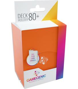 Gamegenic: Deck Holder 80+ (Naranja)