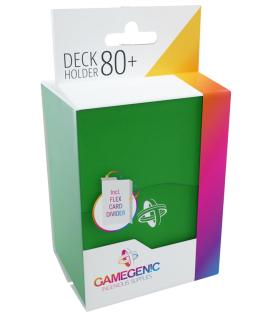 Gamegenic: Deck Holder 80+ (Verde)
