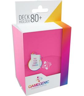 Gamegenic: Deck Holder 80+ (Rosa)