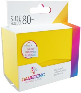 Gamegenic: Side Holder 80+ (Amarillo)