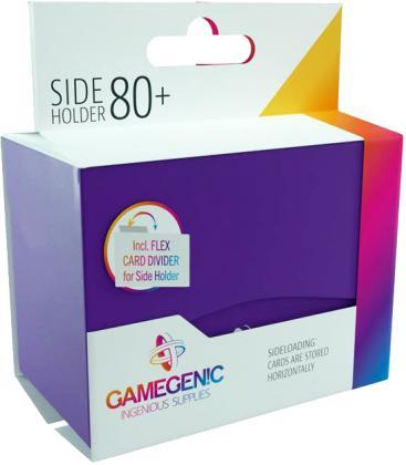 Gamegenic: Side Holder 80+ (Morado)