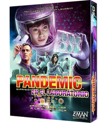 Pandemic: En el Laboratorio