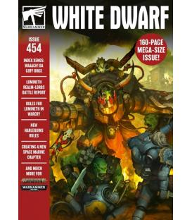 White Dwarf: Issue 454 (Inglés)
