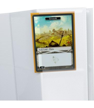 Gamegenic: Sideloading 18-Pocket Pages Display (Blanco) (50)