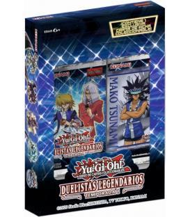 Yu-Gi-Oh! Duelistas Legendarios Temporada 1