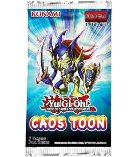 Yu-Gi-Oh! Caos Toon (Sobre)