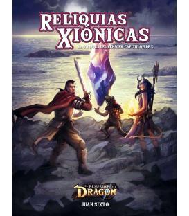 El Resurgir del Dragón: La Conjura del Renacer 3. Reliquias Xiónicas