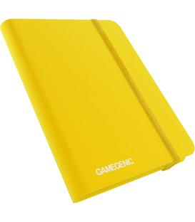 Gamegenic: Casual Album 8-Pocket (Amarillo)