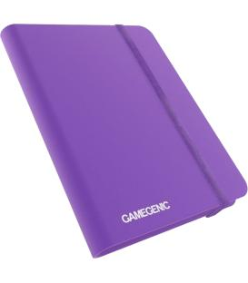 Gamegenic: Casual Album 8-Pocket (Morado)