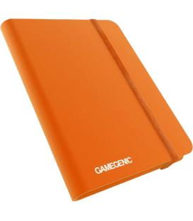 Gamegenic: Casual Album 8-Pocket (Naranja)