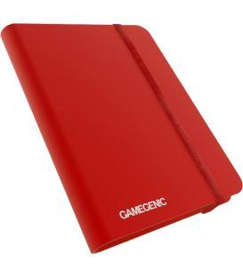 Gamegenic: Casual Album 8-Pocket (Rojo)