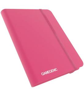 Gamegenic: Casual Album 8-Pocket (Rosa)