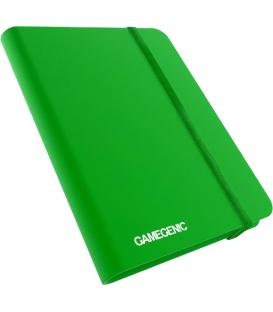 Gamegenic: Casual Album 8-Pocket (Verde)