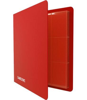 Gamegenic: Casual Album 24-Pocket (Rojo)