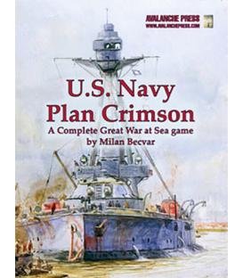 Great War at Sea: U.S. Navy Plan Crimson