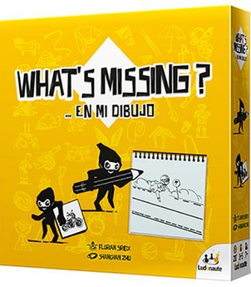 What's Missing?... En Mi Dibujo