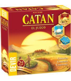 Catan: Edición 25 Aniversario