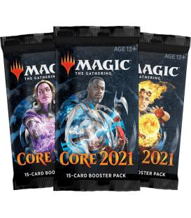 Magic the Gathering: Core 2021 (Sobre) (Inglés)