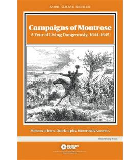 Campaigns of Montrose: A Year of Living Dangerously, 1644-1645 (Inglés)
