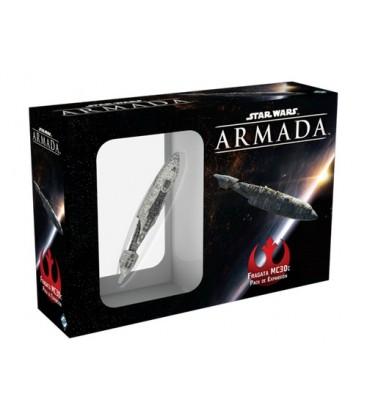 Star Wars Armada: Fragata MC30c